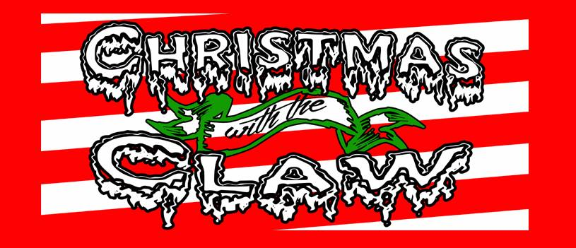 Claws for a Christmas Cause!  Exclusive Interview with Dr. Slothclaw about Christmas with the Claw Dec 9, 2017