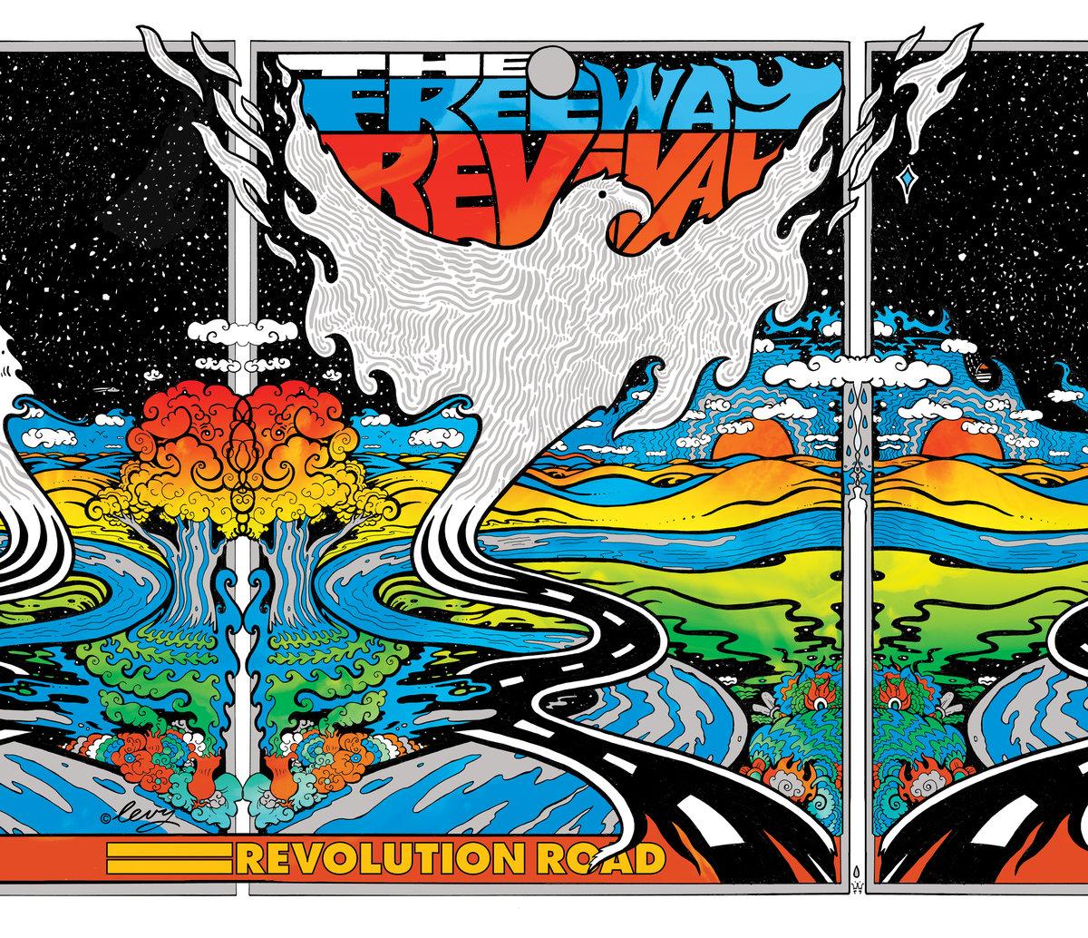 Album Review: The Freeway Revival, Revolution Road