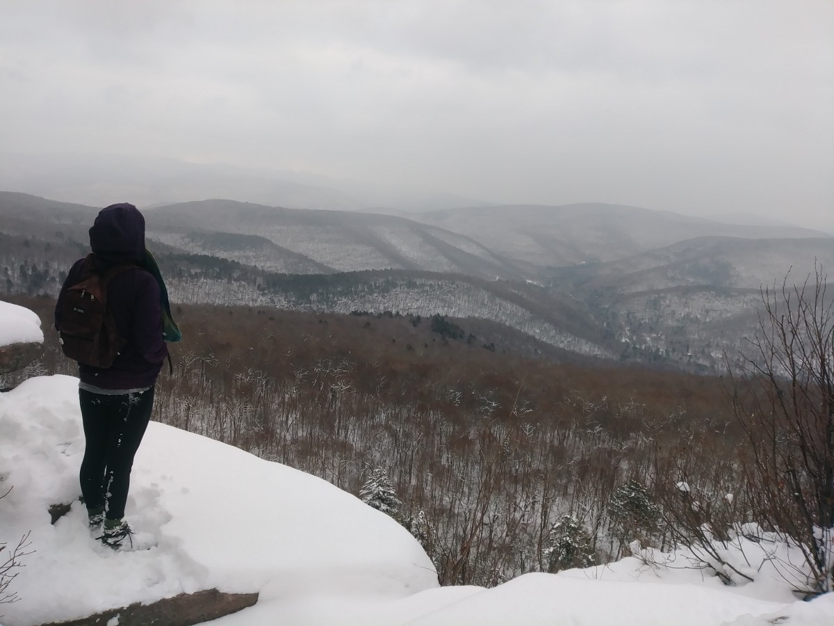 Catskill Winter Hikes