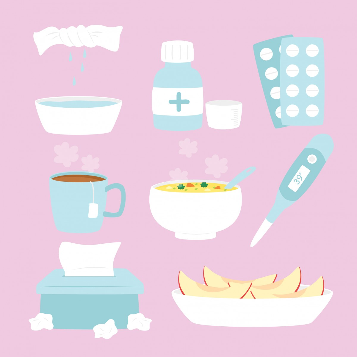Wellness : Surviving Flu Season