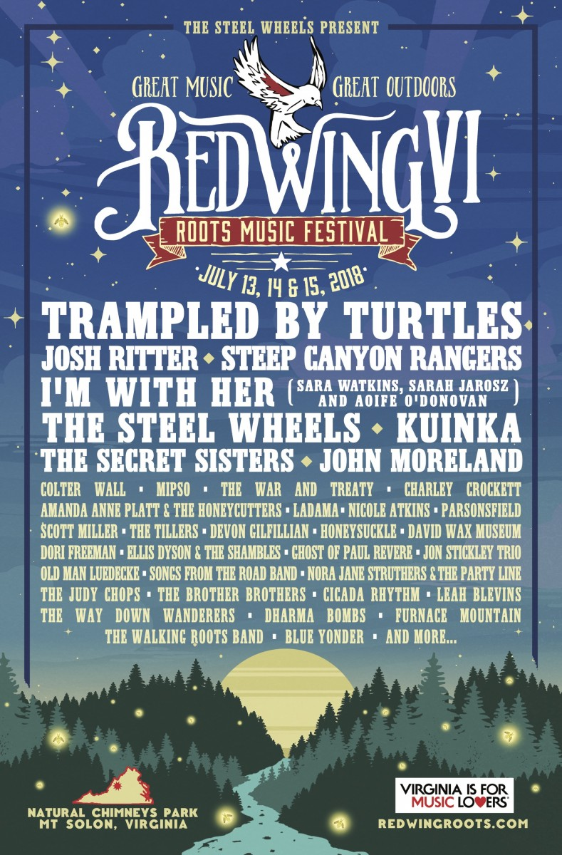 Red Wing Announces Full Lineup for Sixth Annual Music Festival