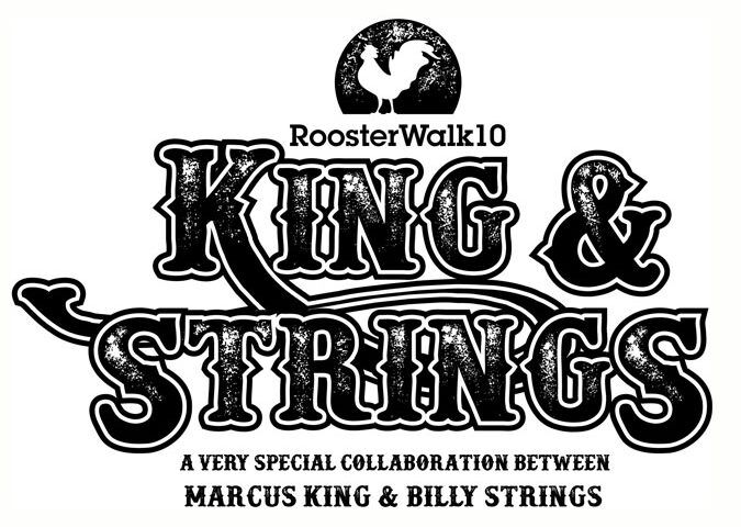 Marcus King, Billy Strings to combine for 'King & Strings' set at Rooster Walk 10