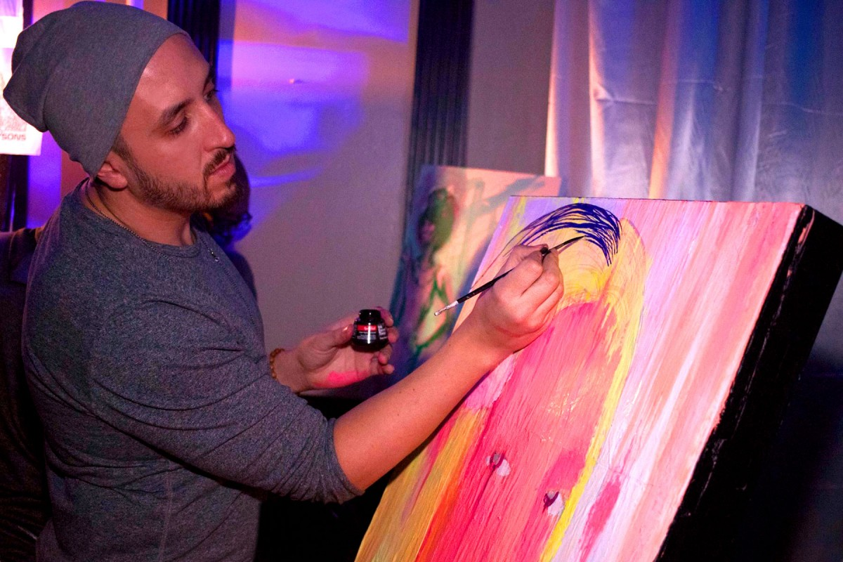 Pittsburgh Artist Pierce Marratto Nominated In The 16th annual Independent Music Awards.
