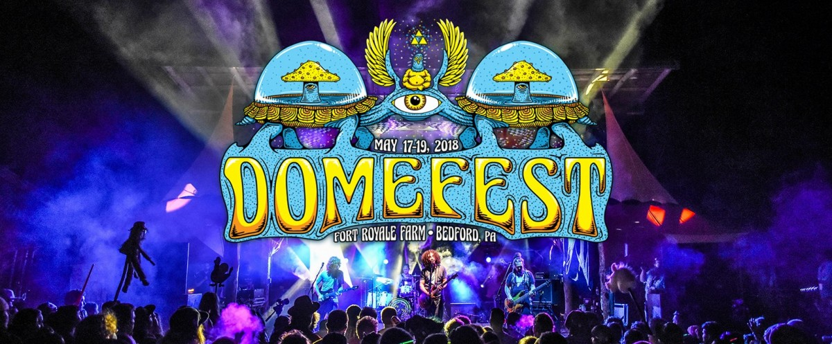 Domefest Releases Daily Themes for 2018