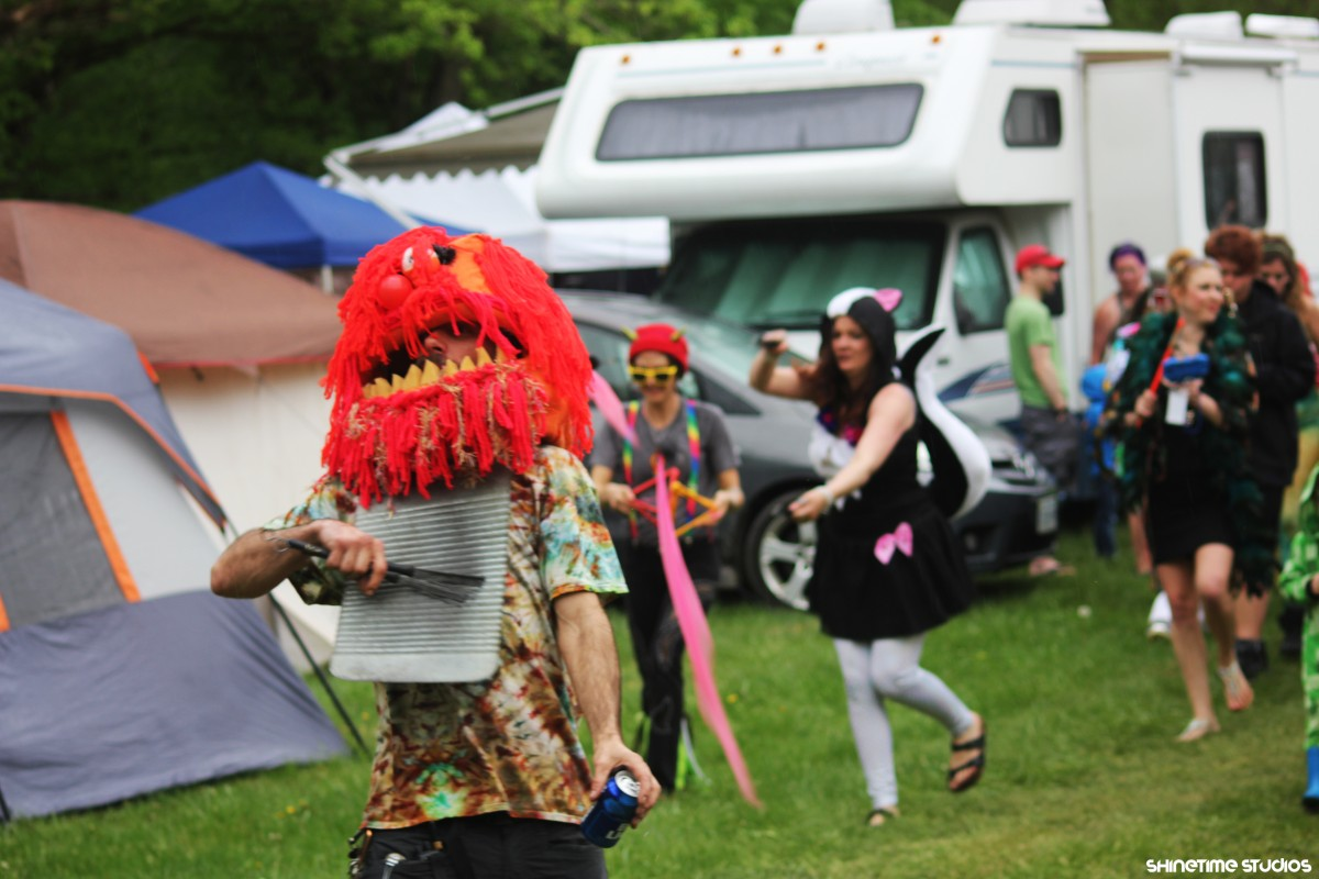 Festival Review – Trains, Dogs, and Parades!  Sleepy Creek Spring Dig, May 4-6, 2018