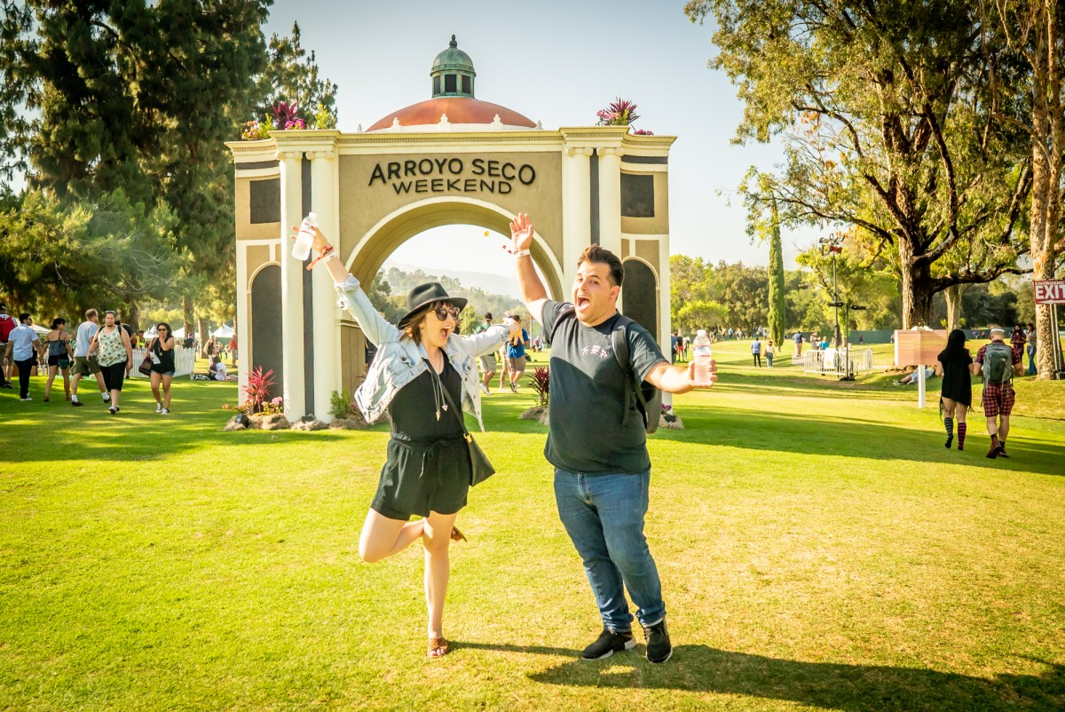 Festival Review: Food and Fun at Arroyo Seco Weekend June 23-24, 2018