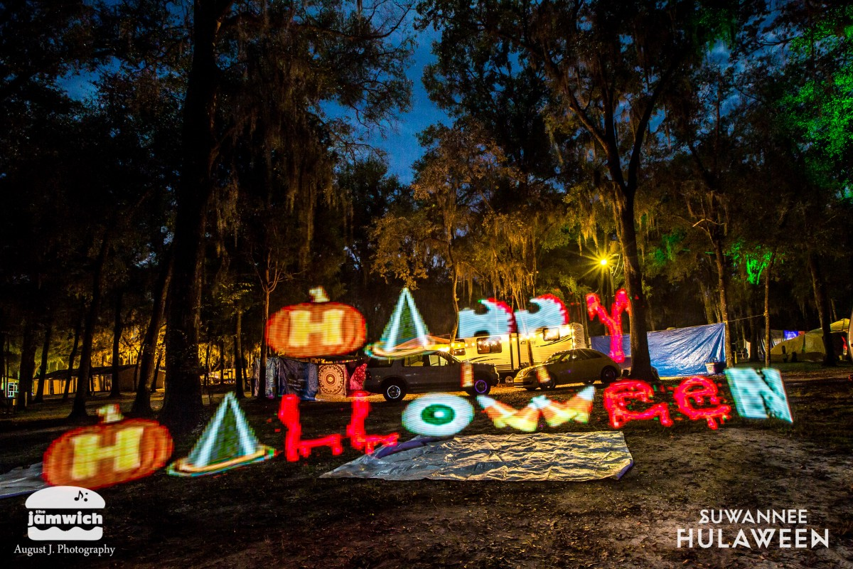 Festival Review: Hulaween 2018, This Must Be The Place- Initial Impressions