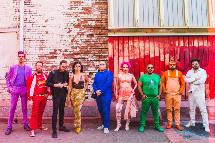 Artist Spotlight/Festival Preview: Turkuaz's Dave Brandwein Discusses the Band's New Album, and the Funky Mysteries that Await in the Swamp at Hulaween