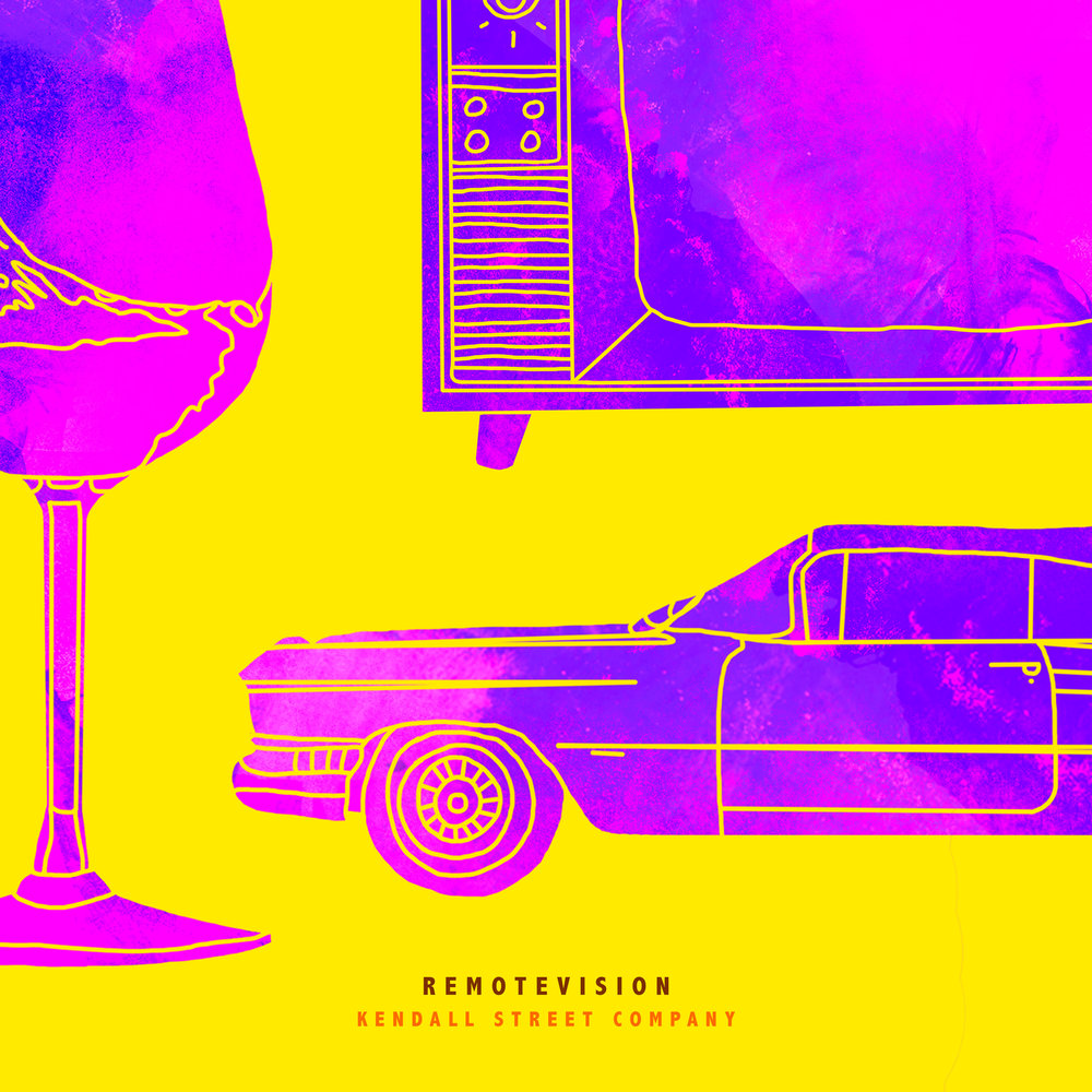 Album Review: Kendall Street Company, RemoteVision