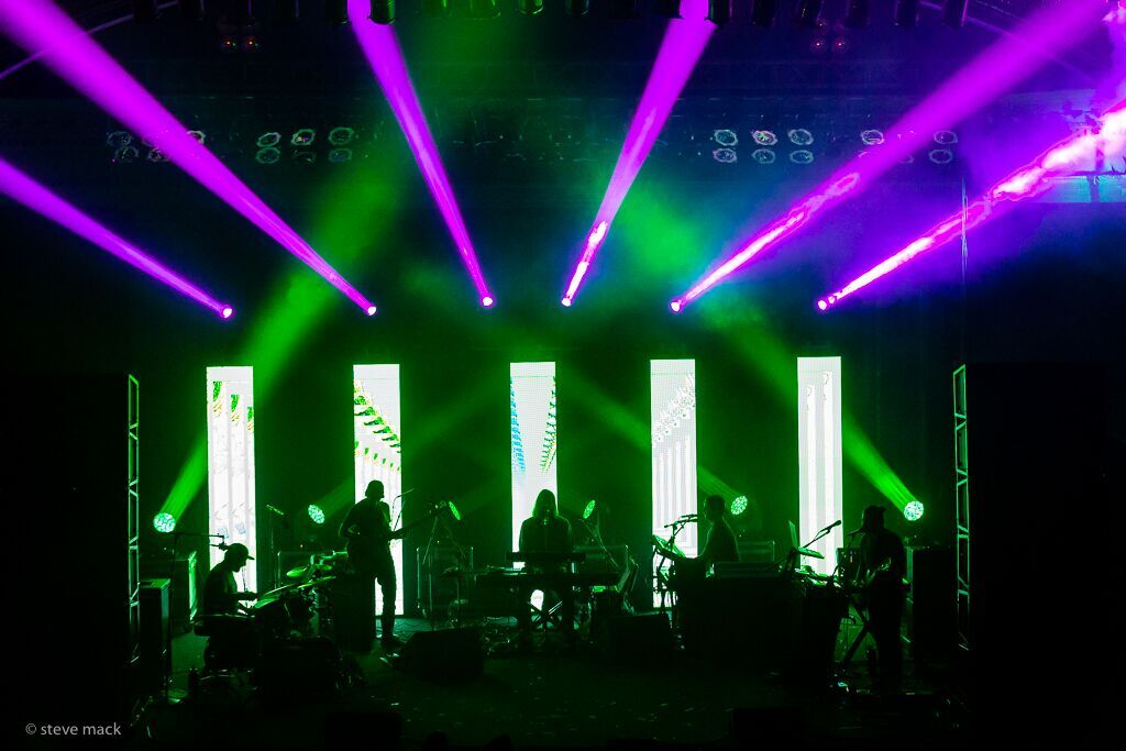 Review: Papadosio & Mungion at The Newport Music Hall (Thanksgiving Run: Night 1) 11/23