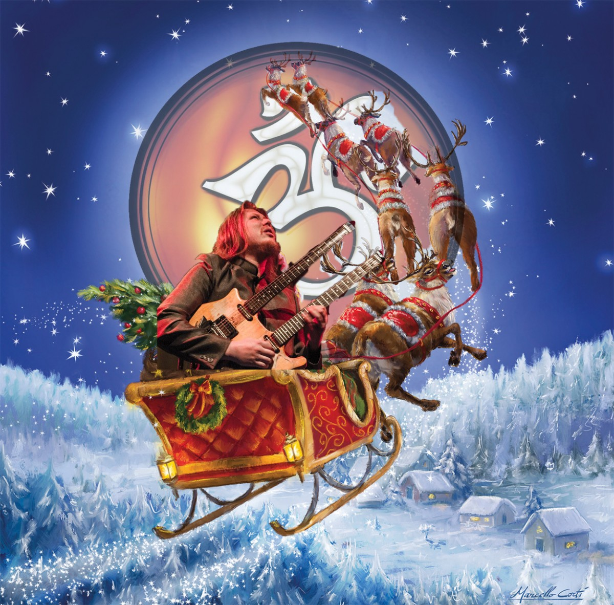 One Source Open Sleigh – A Consider the Source Christmas Story