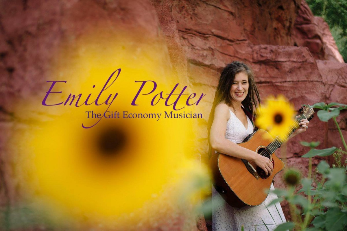 Turning Dreams Into Reality with A Million Kisses, An Interview with Emily Potter