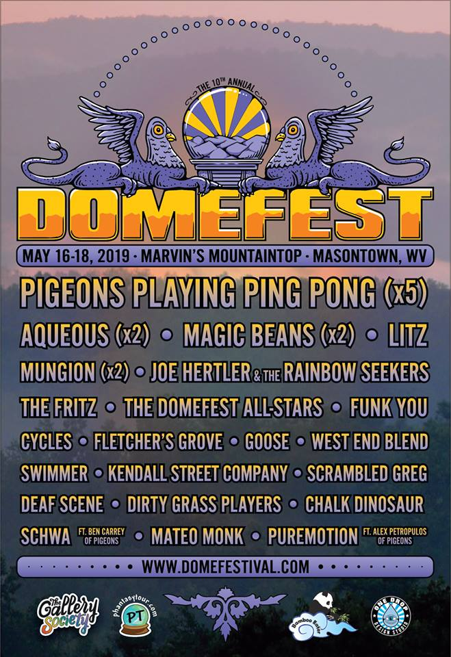Domefest Releases Final Lineup for 10th Year Including First-Ever Domefest All-Stars