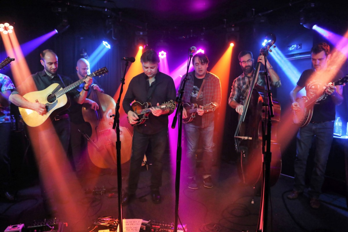 Show Review: Grateful Ball Rings in Woodlands Tavern's 10th Anniversary on January 27, 2019