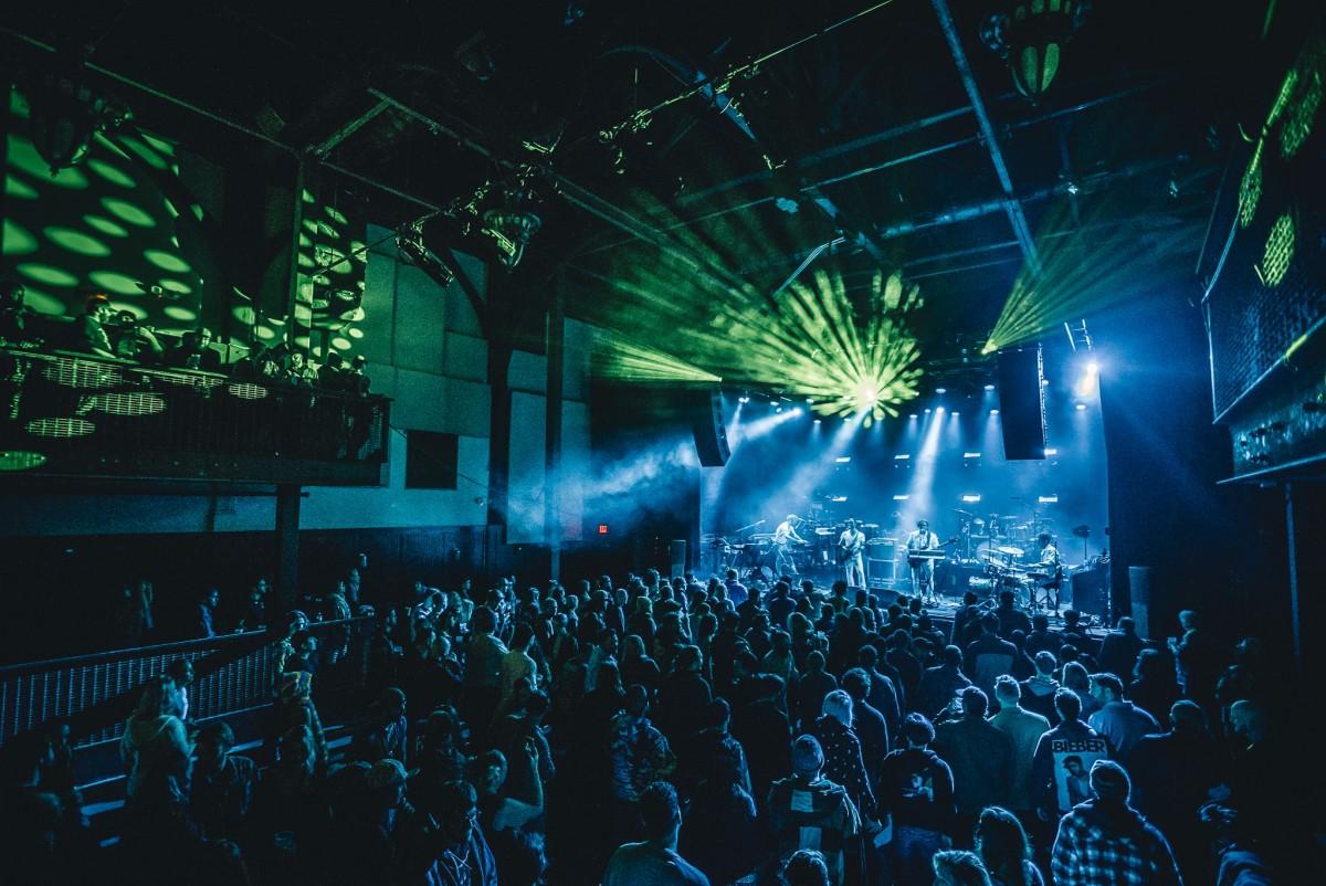 Review: Tweed & Lotus at Union Transfer Philadelphia, PA  January 25 & 26