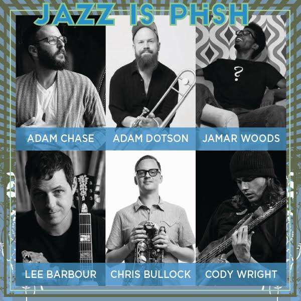 Phish Reimagined: Jazz is PHSH Announces Spring Tour