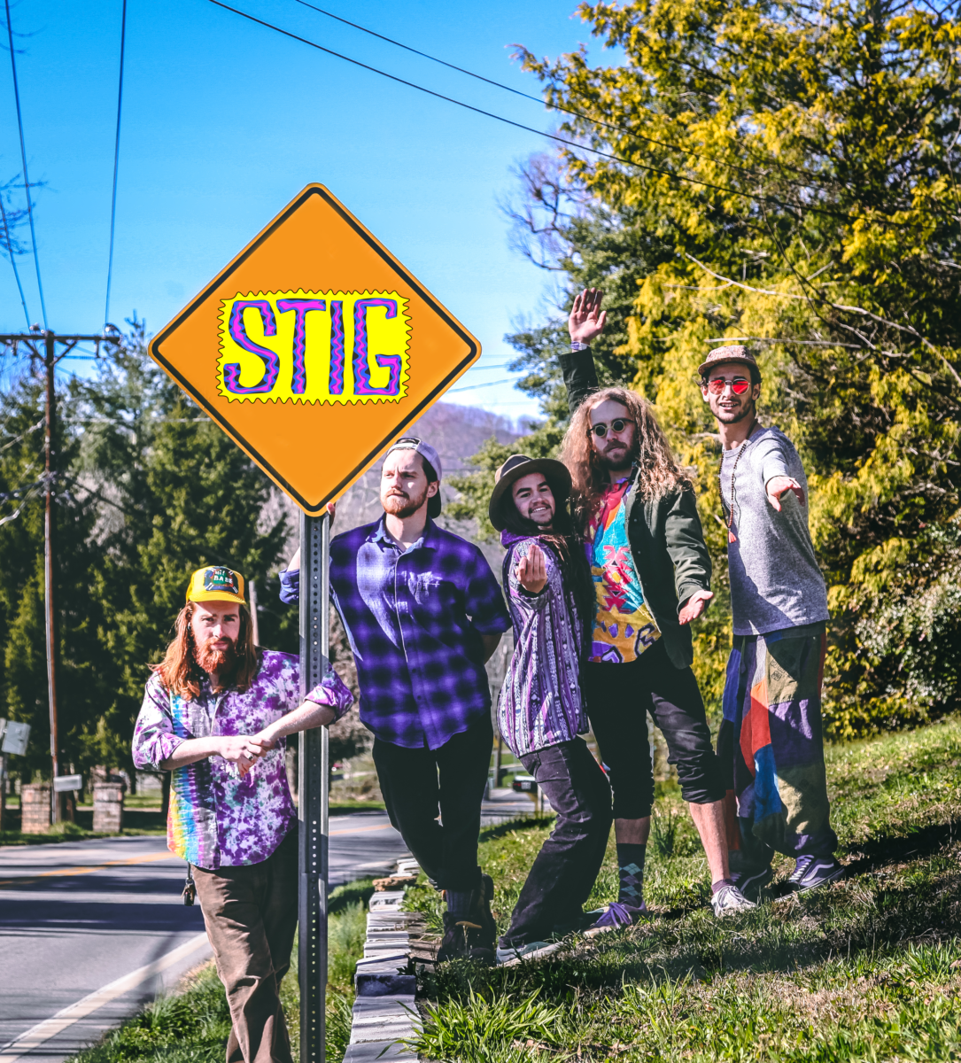 "STIG Announces Their ""South & Otherwise"" Spring Tour"