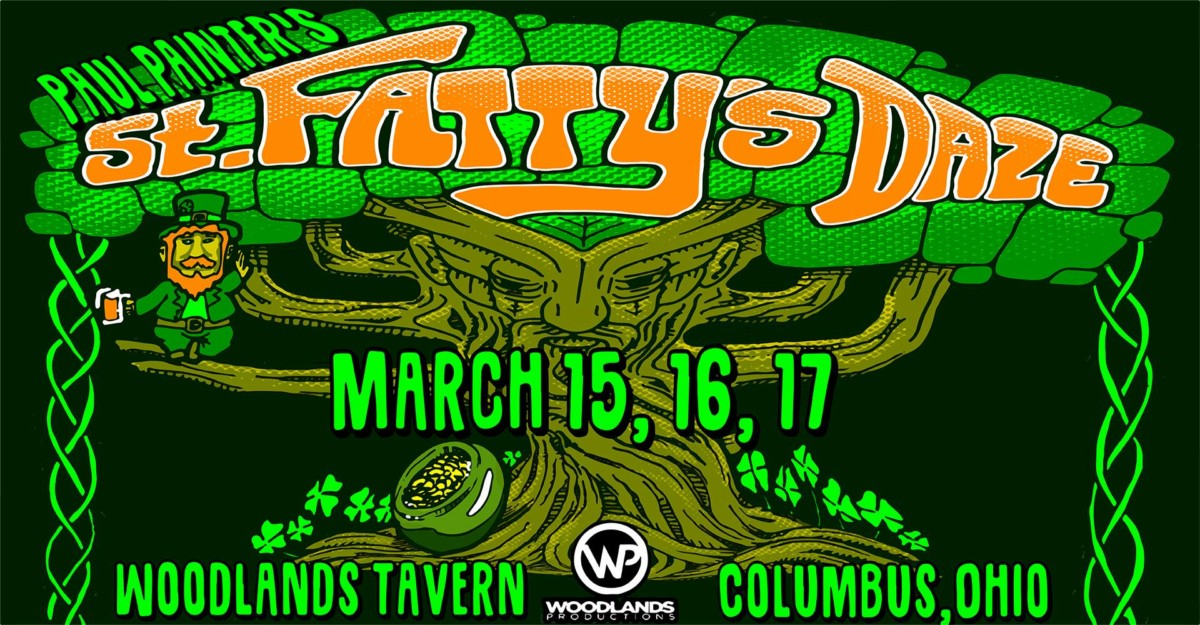 What's Up Weekly – Feb. 11-17 – St. Fatty's Daze, St. Paddy's Day Bash, Papadosio & more!