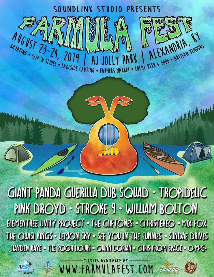 Farmula Fest Returns in 2019 with Big Changes