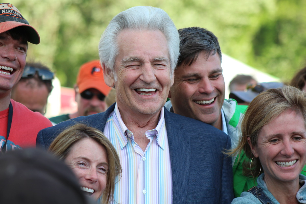 A Man of the People: Exclusive Interview with Del McCoury about Delfest May 23-26, 2019