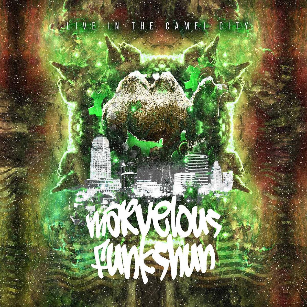 Album Review: Marvelous Funkshun – Live in the Camel City