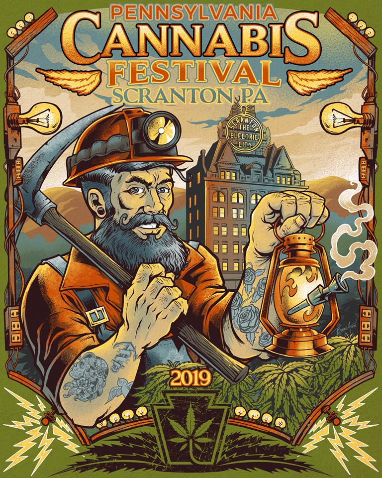 What's Up Weekly – Apr 15-21 – Pennsylvania Cannabis Festival, Cabin Fever Reliever & more!