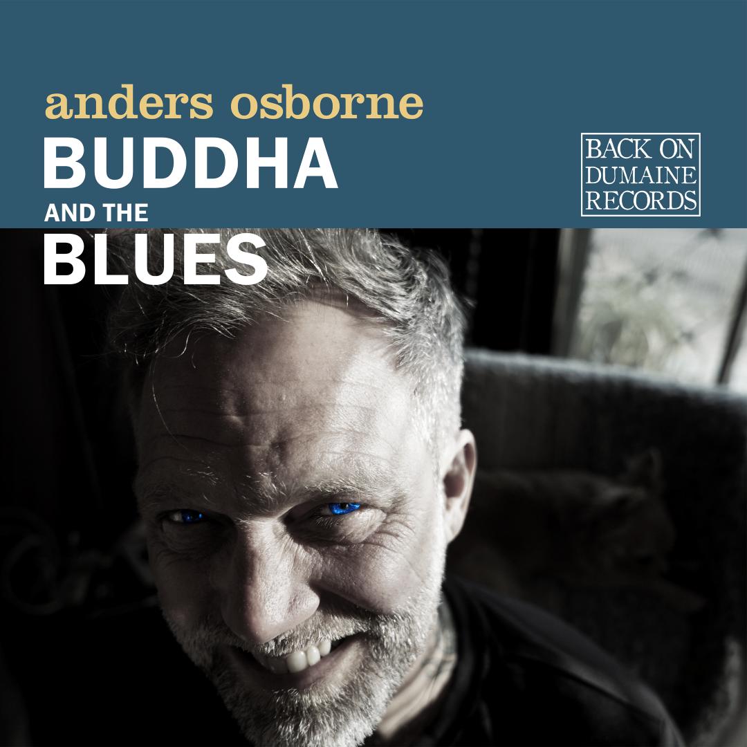 Exclusive Interview: Anders Osborne discusses new album & more!