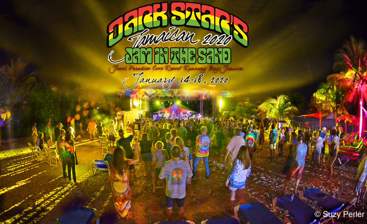 Dark Star Orchestra Announce 8th Annual Jamaican Jam in the Sand; Kick Off Spring Tour Tomorrow, Ends at Dark Star Jubilee