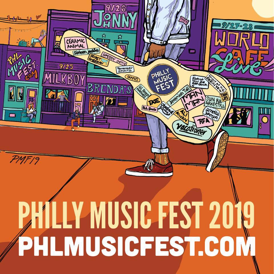 Philly Music Fest Announces 2019 Lineup and Special Events