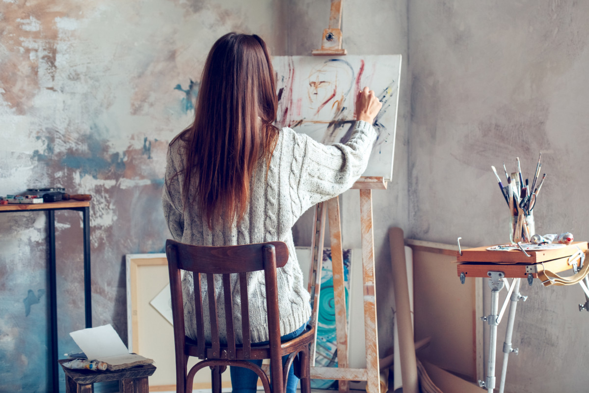 Colors From the Heart: Discovering Healing Through Art and Self-Expression