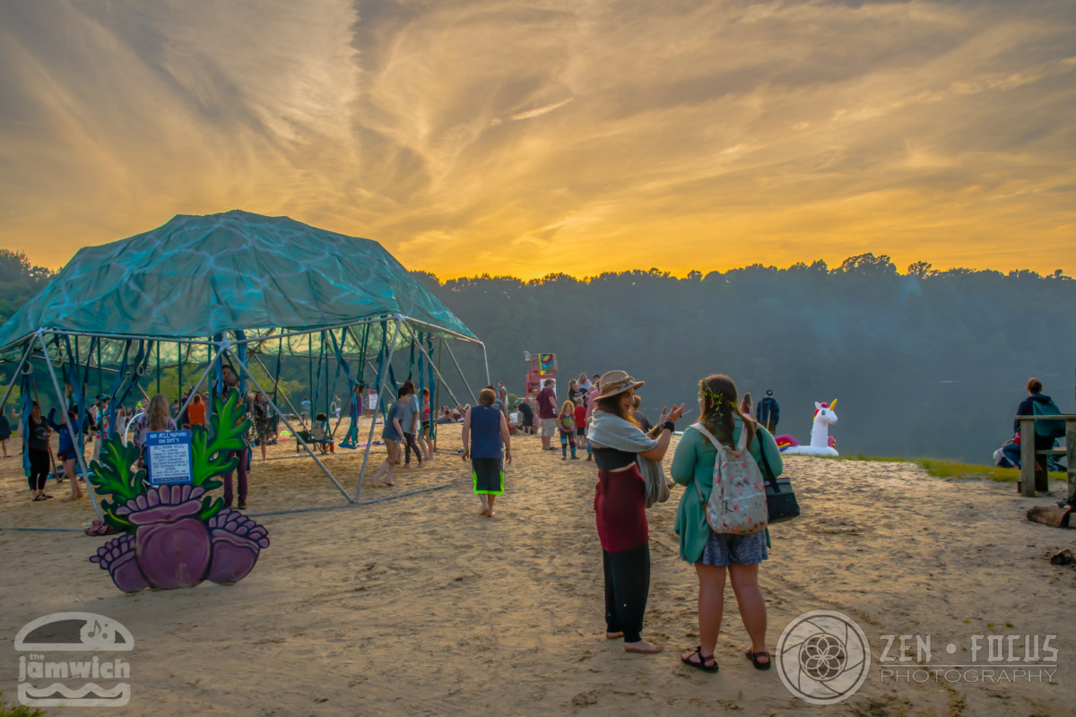 Finding Purpose and Place at Pyro Music Festival