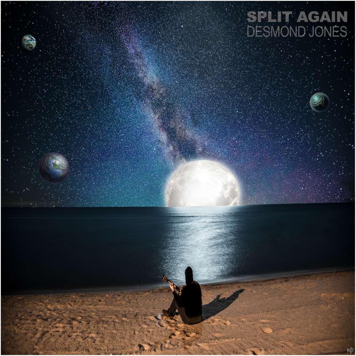 "Single Review: Desmond Jones Releases New Track ""Split Again"" from their Unreleased Album Hello, Helou"