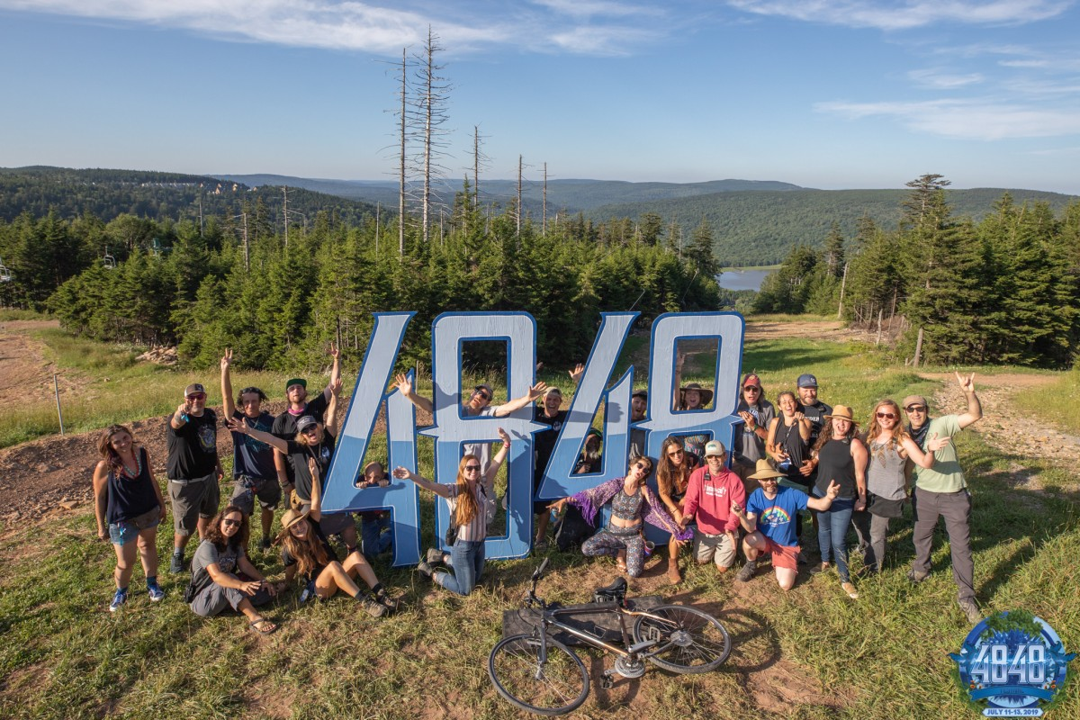 The Inaugural 4848 Festival Like Jam Cruise on Land (and Possibly Best Festival of the Summer)