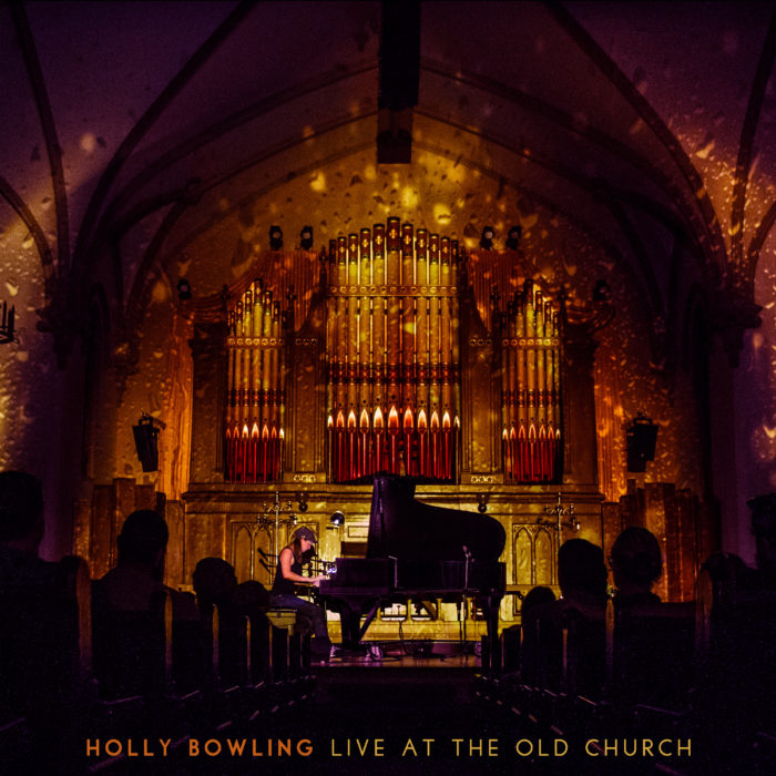 Album Review:  Holly Bowling, Live At The Old Church – New Album Released Today August 23
