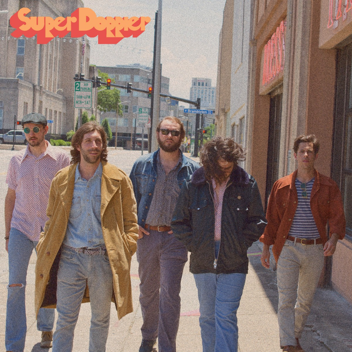 Album Review:  Super Doppler Brings Retro Flair to Modern Country Rock