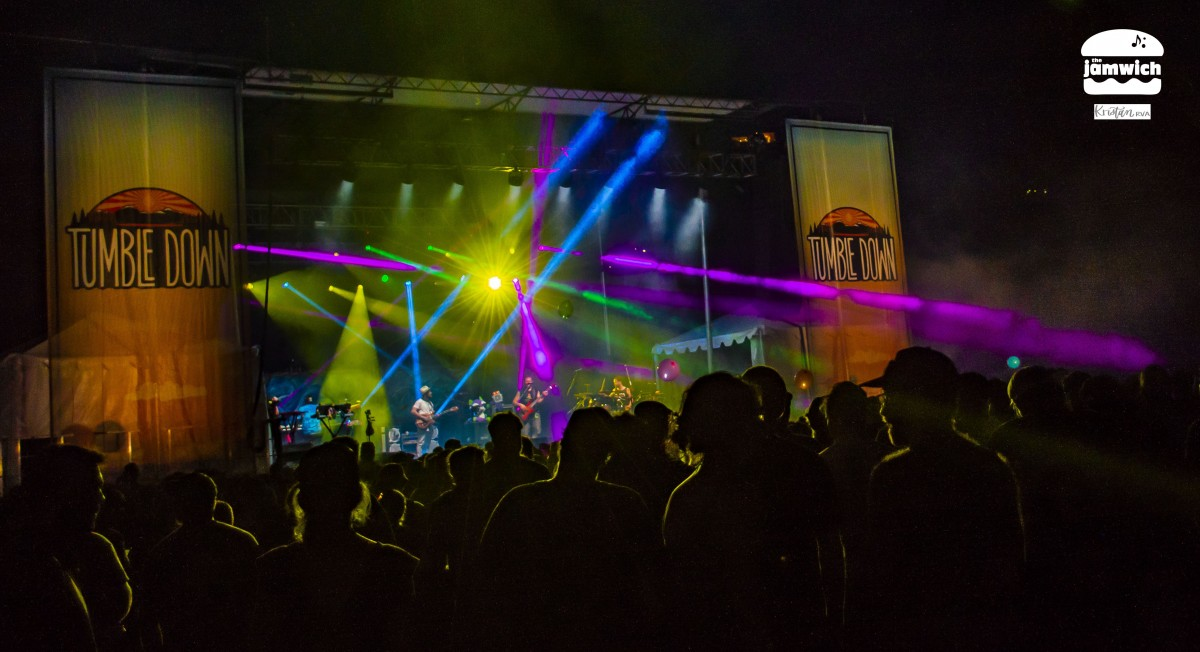 Festival Review: Twiddle Hosts Waterfront Bash at Tumble Down