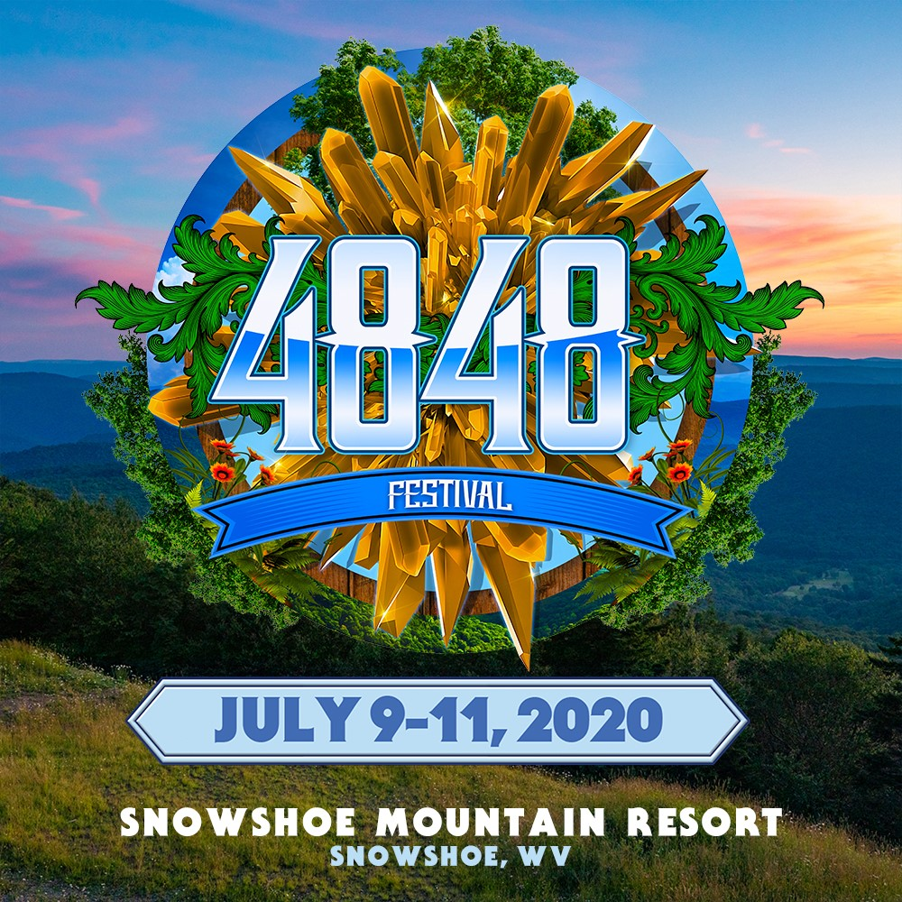 4848 Festival Announces Return to Snowshoe Mountain in 2020