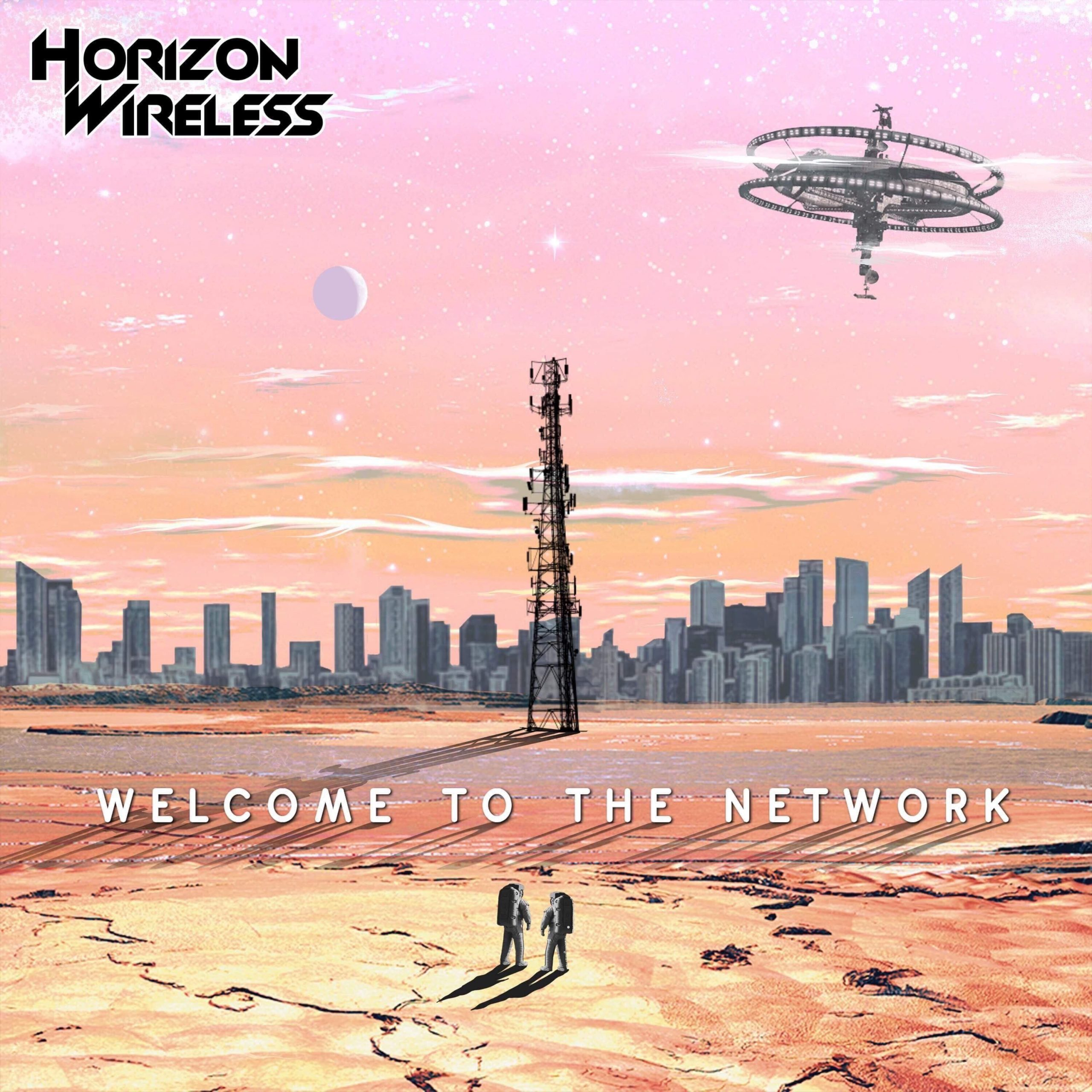 Album Review: Horizon Wireless, Welcome to the Network (Released Today 11/15!)
