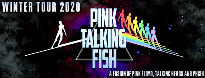 Pink Talking Fish on a Coast to Coast Winter Tour – New Dates Announced for 2020