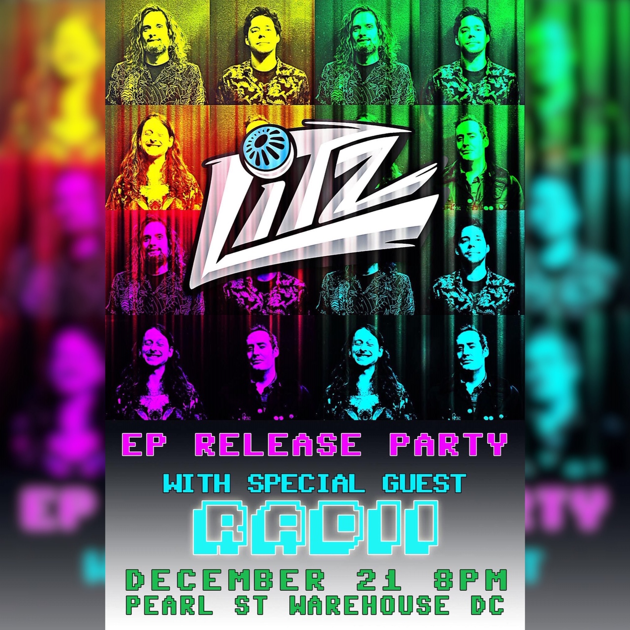 "LITZ New Single ""Summertime Blues"" Released Today – Listen Now! – EP Release Party Dec. 21"