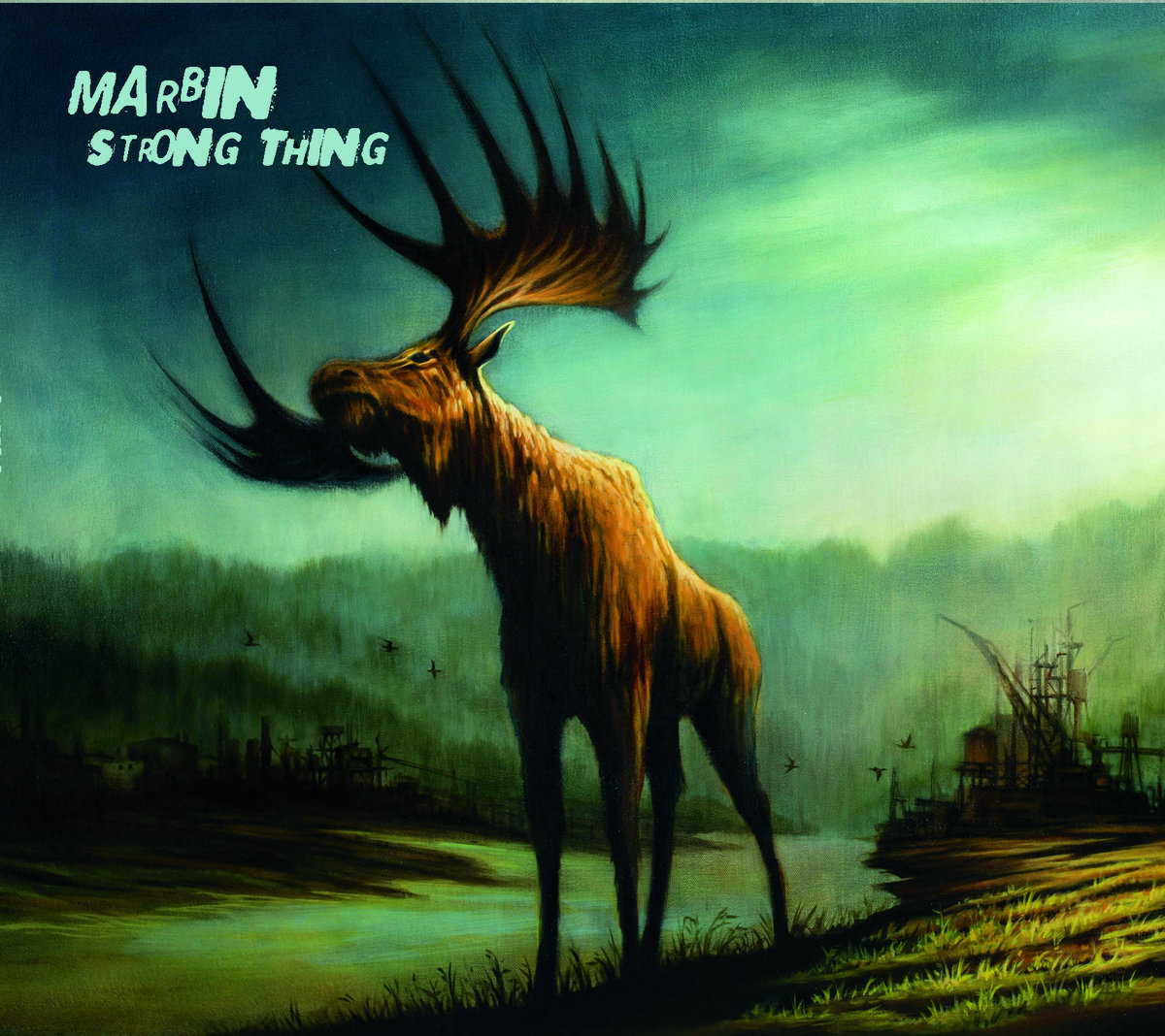Album Review: Marbin, Strong Thing