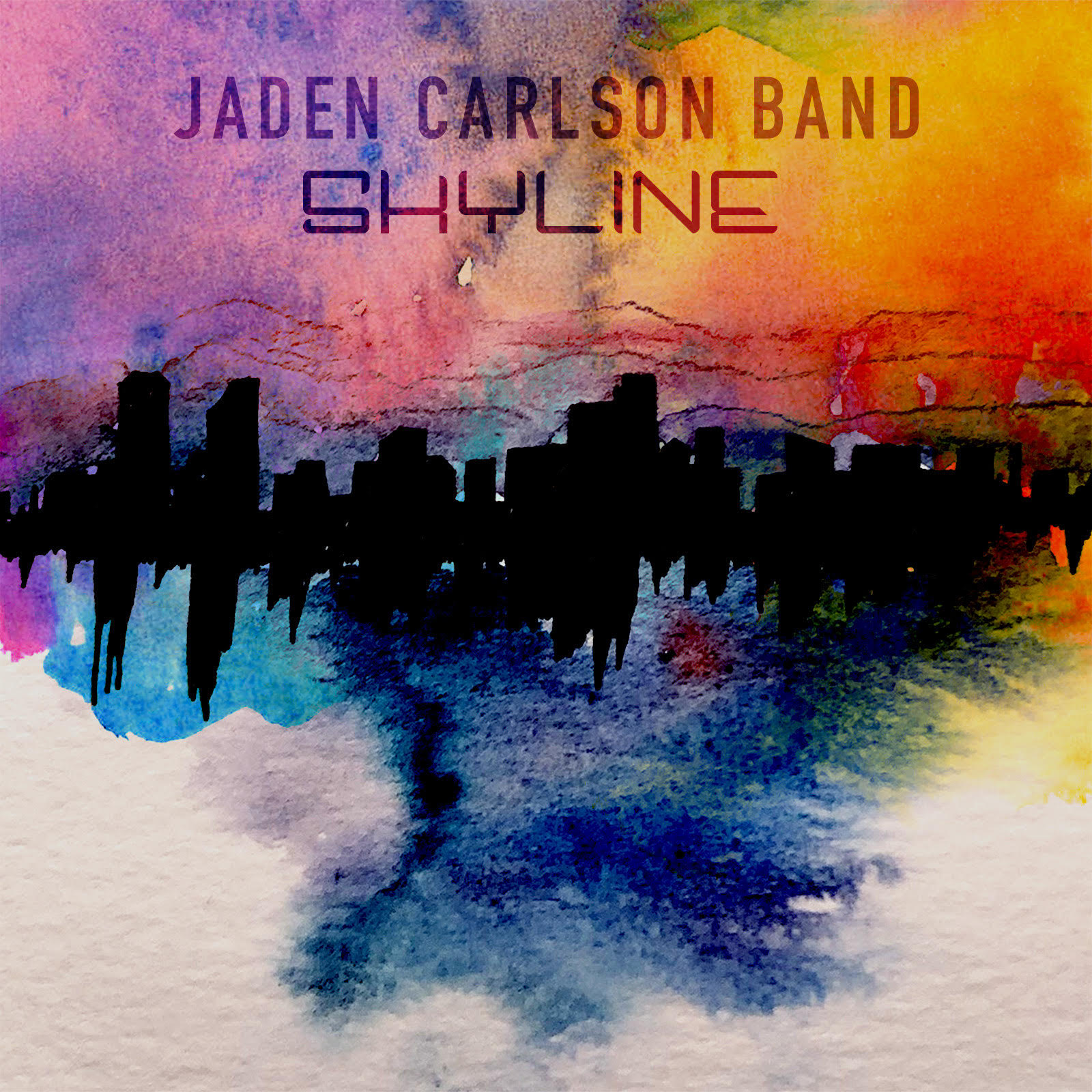 "New Single ""Skyline"" From The Jaden Carlson Band to be Released December 17, 2019"