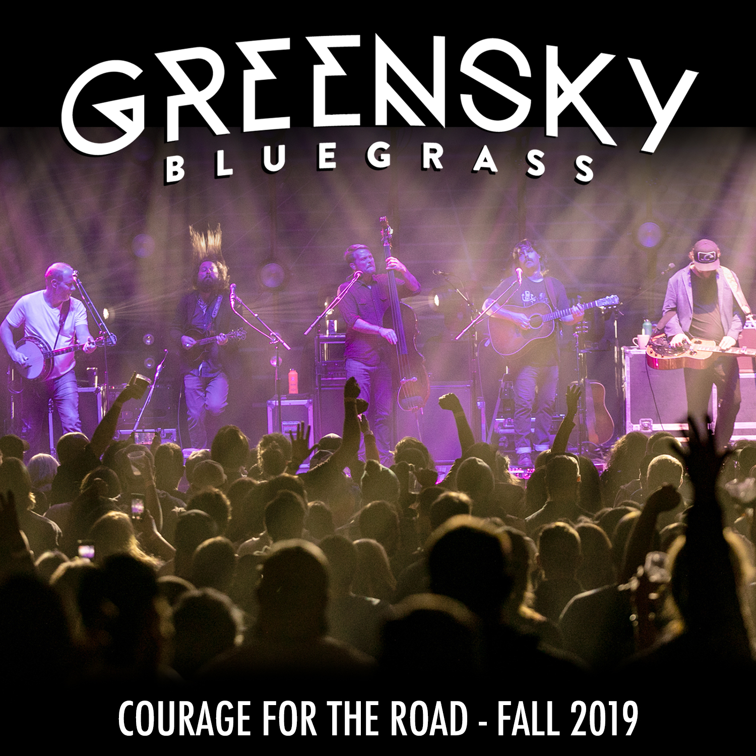 New Live Release From Greensky Bluegrass: Available Now for Streaming on Spotify