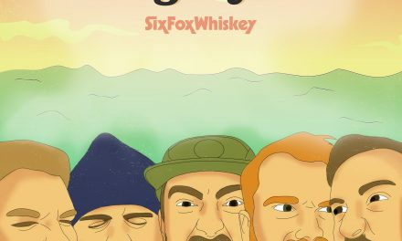 Album Review: SixFoxWhiskey, Naughty Air