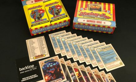 Phantasy Tour Introduces Live Music Trading Cards