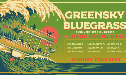 Greensky Bluegrass Announce Summer Tour 2020