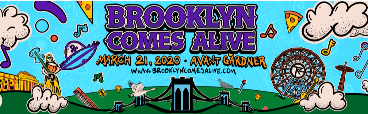 Brooklyn Comes Alive Announces Postponement In Response to COVID-19 Outbreak