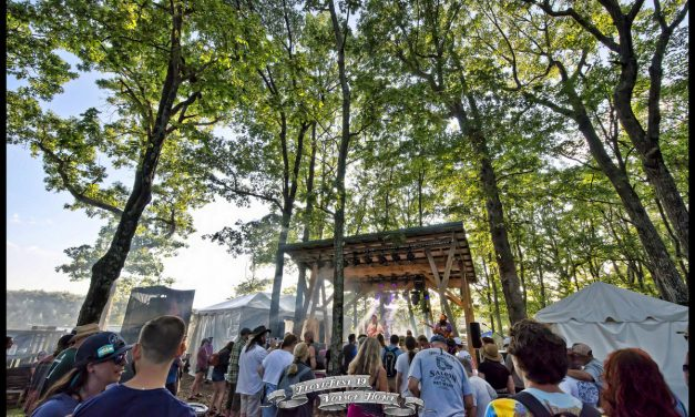 Review: Marvelous Funkshun Live set from Floydfest