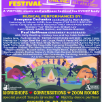 Inclusion Festival Online – a virtual event for EVERY body! – is this weekend August 21-23, 2020