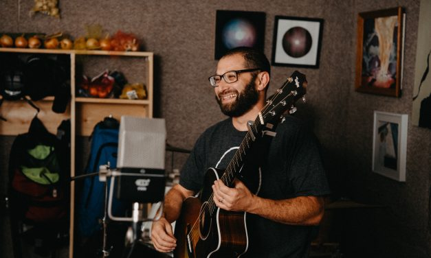 Jay Carlis: Influences, EP and Accepting Change